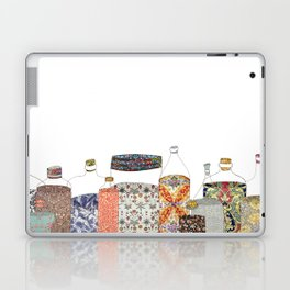 bottled happiness Laptop & iPad Skin