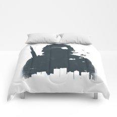 John Carpenter's Escape From New York Comforters