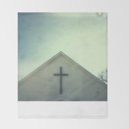 Church + Sky Throw Blanket