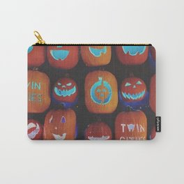 Jack O'Lanterns Carry-All Pouch