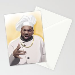 Killa Beez : The Chef Stationery Cards