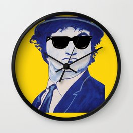 Jake Blues 1 Wall Clock