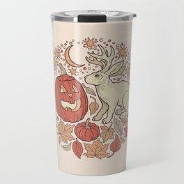 Halloween Friends   Autumn Palette Travel Mug