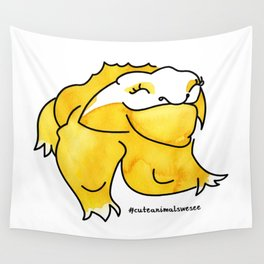 #3animalwesee Wall Tapestry