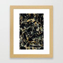 Pattern № 77 Framed Art Print