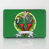 gta iPad Cases featuring GTA TIME!! by Philtomato