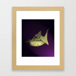Piranha (flash lite) Framed Art Print