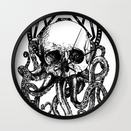 Pieces of Cthulhu Wall Clock