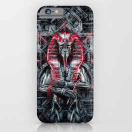 The Future King iPhone Case