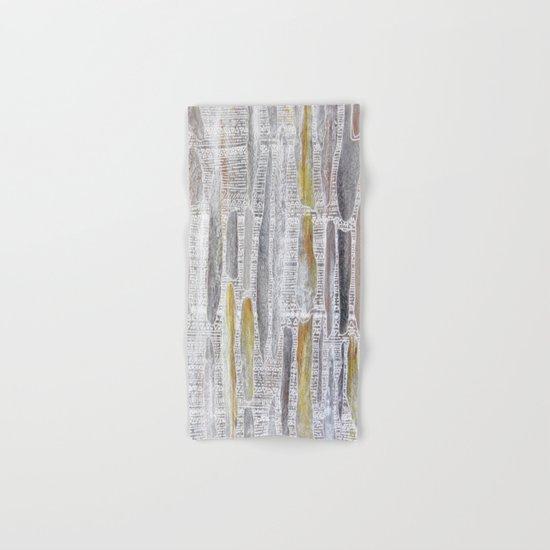 The secret of the tree Hand & Bath Towel