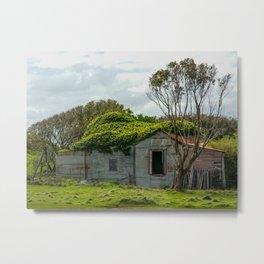 Old Farm House, Western Australia Metal Print