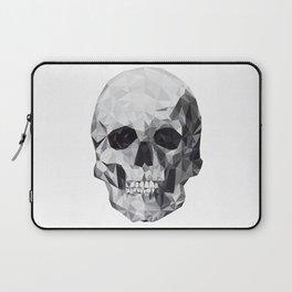 Geometric Skull Laptop Sleeve