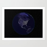 Our World Art Print