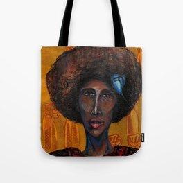 Denise Oliver Velez (Young Lords Party Series) Tote Bag