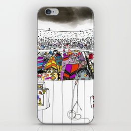 sold out show iPhone Skin