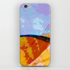 Shoulder iPhone & iPod Skin