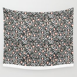 Daisy Bouquet Wall Tapestry
