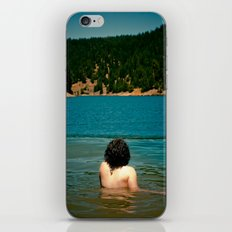 Le Lady Lake II iPhone & iPod Skin