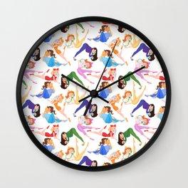 The Telephone Hour Wall Clock