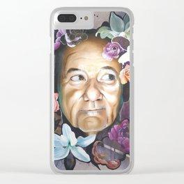I Dream of Bill Clear iPhone Case