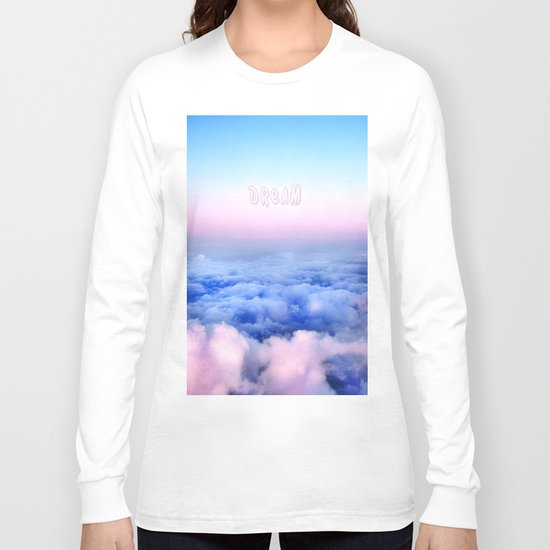Dream Clouds Long Sleeve T-shirt