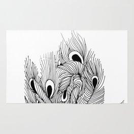 Peacock I Rug