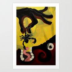 Cultural Soul Art Print