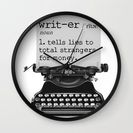 Writer Defined Wall Clock