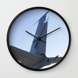 KC135 KC-135 Military Refueling Airplane/Aircraft USAF Wall Clock