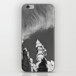 Hoodoos of the Navajo Trail iPhone Skin