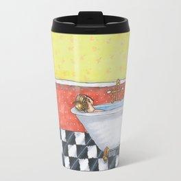 Take the Day Off Travel Mug