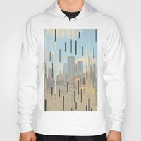 dallas Hoodies featuring Dallas by Calepotts