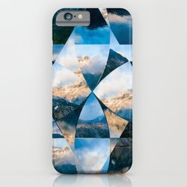 Abstract Manipulation iPhone Case