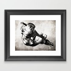 Iron Man III Framed Art Print