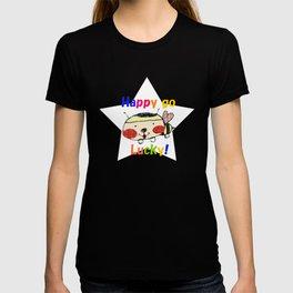 Happy Go Lucky T-shirt
