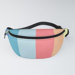 Fun Stripes - wide Fanny Pack