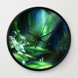 The Princess Mononoke Wall Clock