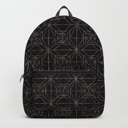 Autumn Tiles (Night ver.) Backpack