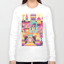 Structura 6 Long Sleeve T-shirt