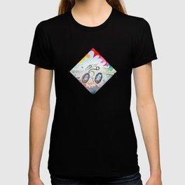 "Bicycle ""1km"" T-shirt"