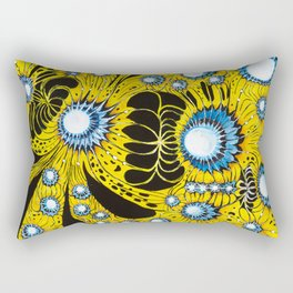 Indifinite Intersection of Emotion Rectangular Pillow
