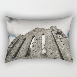 The Rock of Cashel Rectangular Pillow