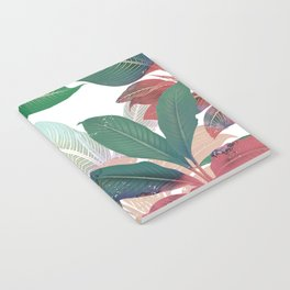 leaves Notebook
