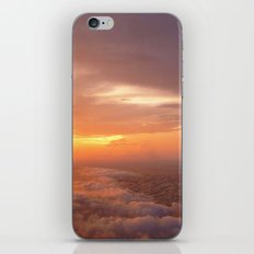lavender hour iPhone & iPod Skin