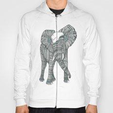 Humble elephant Hoody