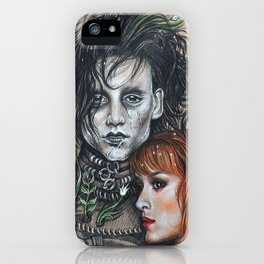 """Oh, Edward"" iPhone Case"