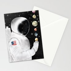Star Boy Stationery Cards