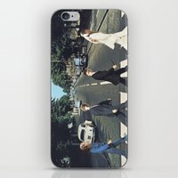 potter iPhone & iPod Skins featuring Potter Road by alboradas