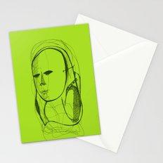 Mased Stationery Cards