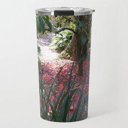 Camelia - End of Blossom Travel Mug